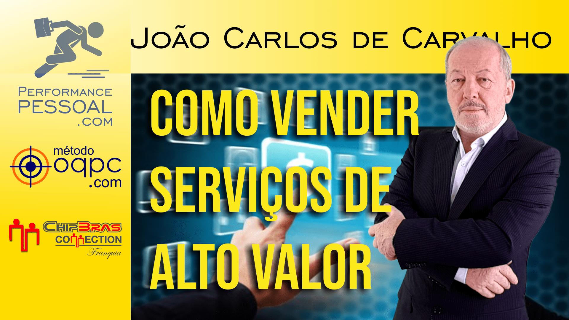 Como vender serviços de alto valor